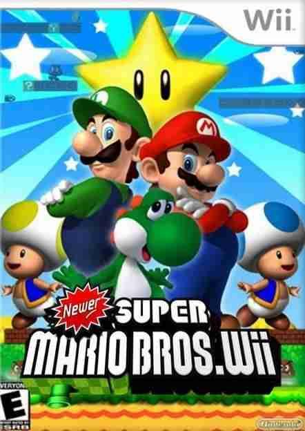 Descargar Newer Super Mario Bros [MULTI5][PAL][iND] por Torrent